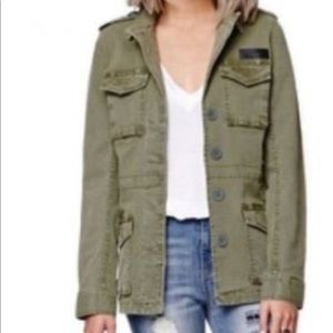 Gypsy Warrior Army Green Jacket Small